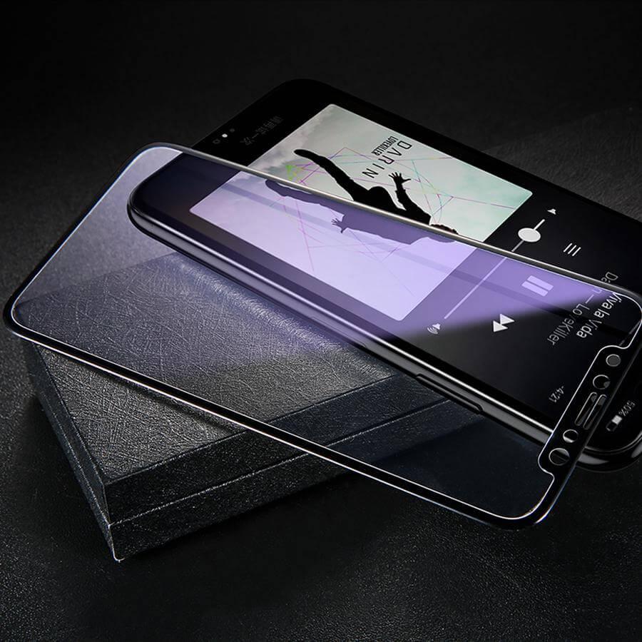 защитное стекло для apple iphone x plus от компании baseus