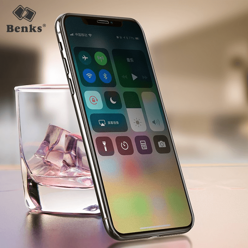Защитное стекло Benks для смартфона iPhone xs Max
