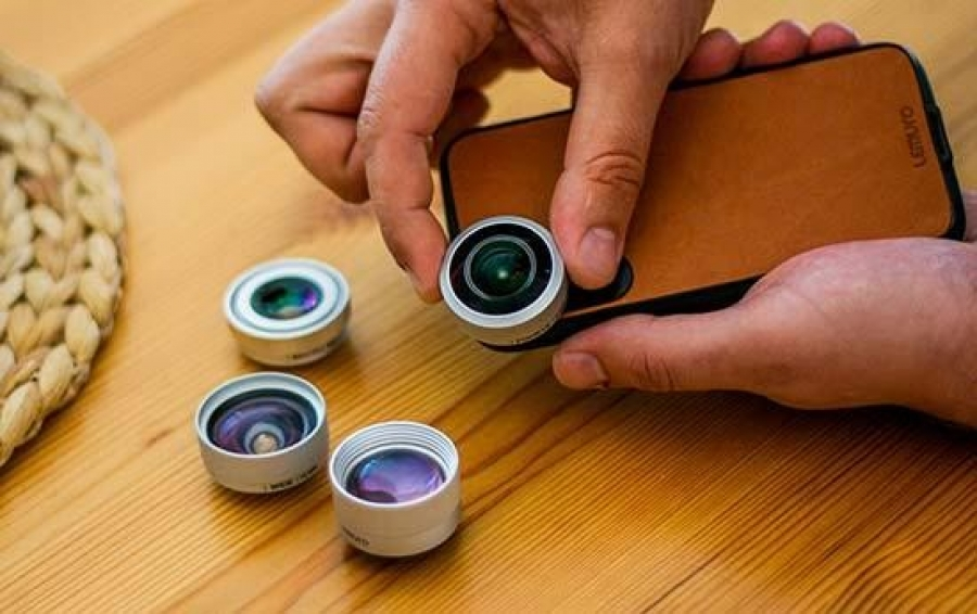 Бывают ли съемные объективы для смартфонов?