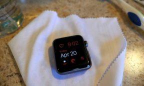 Как чистить Apple Watch и ремешки для таких устройств