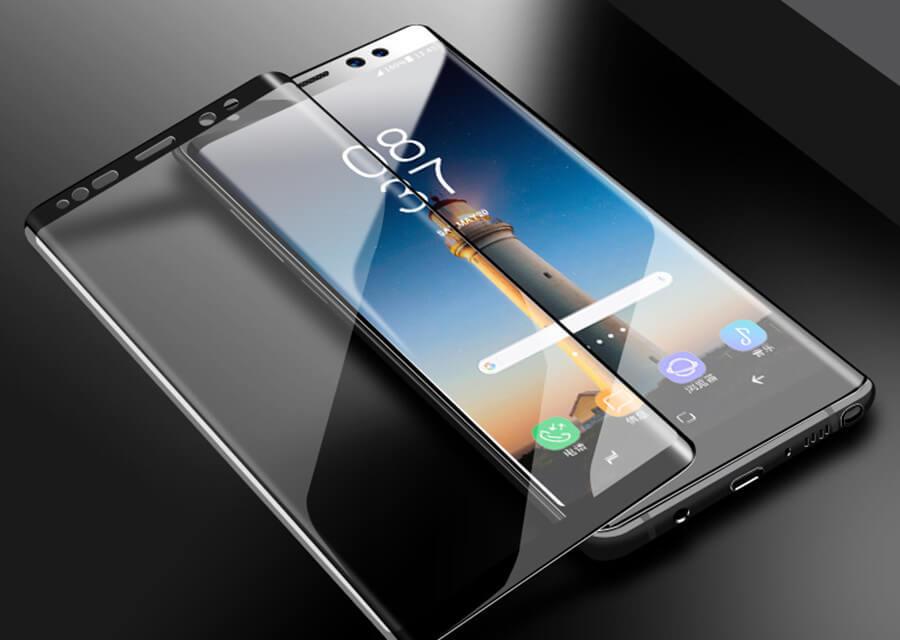 Защитное стекло для Galaxy Note 9 – какое выбрать и купить?