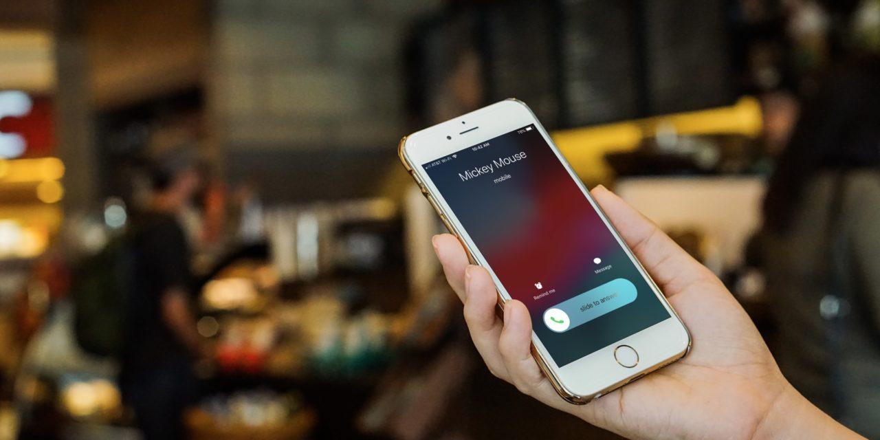 Как отключить голосовой звонок на iPhone — инструкция
