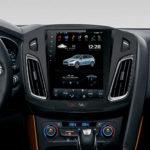 Магнитола Tesla на Ford Focus