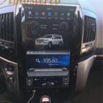 Магнитола Tesla  для Toyota Land Cruiser 200 — обзор и личное мнение