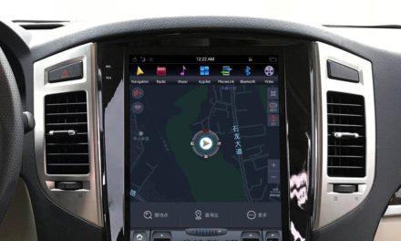 Лучшие магнитолы Tesla на Mitsubishi Pajero 4