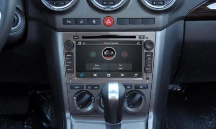 Магнитола в стиле Tesla для Opel Astra J — подборка от эксперта