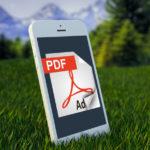 Как скачать и сохранить PDF на iPhone?