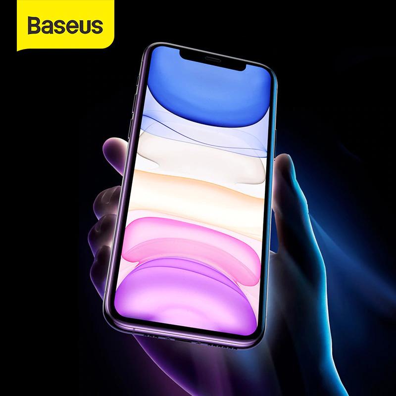 стекло для iPhone 12 от Baseus