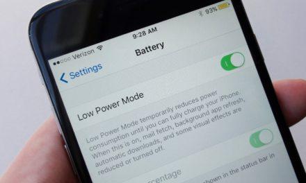 Как автоматически настроить энергосберегающий режим на iPhone