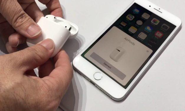 Как отвязать AirPods от iPhone?